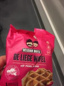 Belgian Boys Waffle